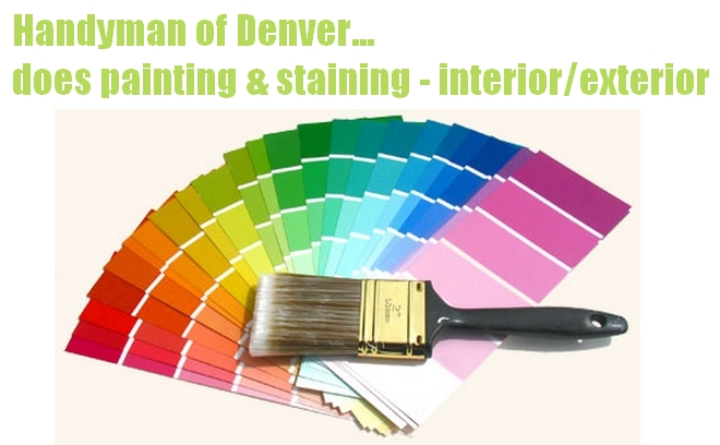 Denver Handyman Services Of